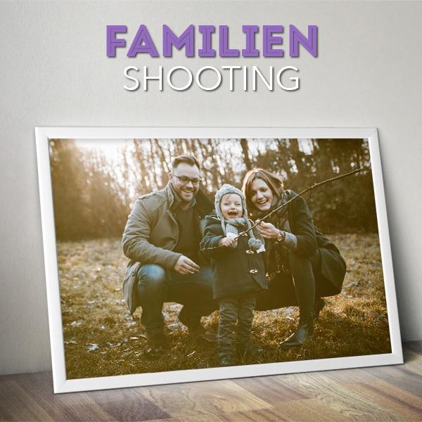 Fotoshooting Familie Familienfotos