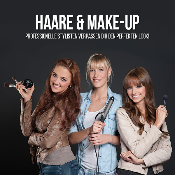 Hairstyling Visagistin Make-Up Witten