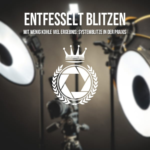 Systemblitze entfesselt Blitzen Workshop