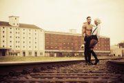Coole Paarfotos Fotoshooting Paare NRW Ruhrgebiet Dortmund Hafen
