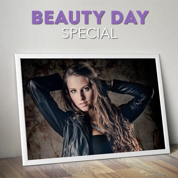 Geschenkidee Fotoshooting Beauty Special