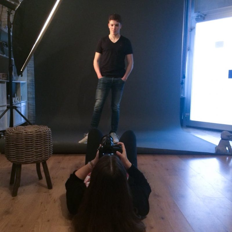 Makingof Studio Fotograf
